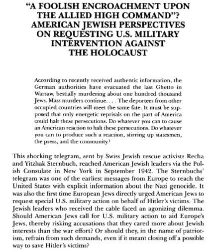 Daily Illinio, Chronicle of Jewish Campus Power
