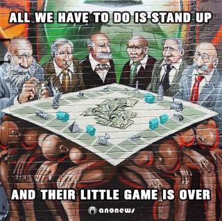 jews, table, slaves, world control, monopoly